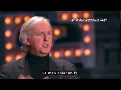 James Cameron (TED Talk in azerbaijany) - www.aznews.info