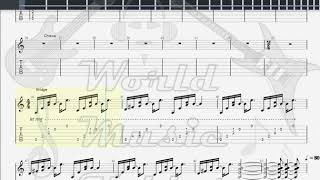 Iron Maiden   2 A M  GUITAR 1 TAB