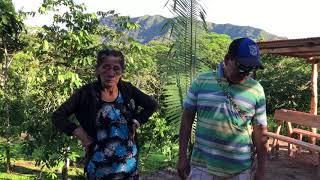 Шаман из племени Кечуа и шаманка из Шипибо, рассказывают про айваску.