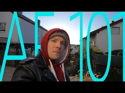 Video Autofocus 101: Panasonic G7 -Tubenoob