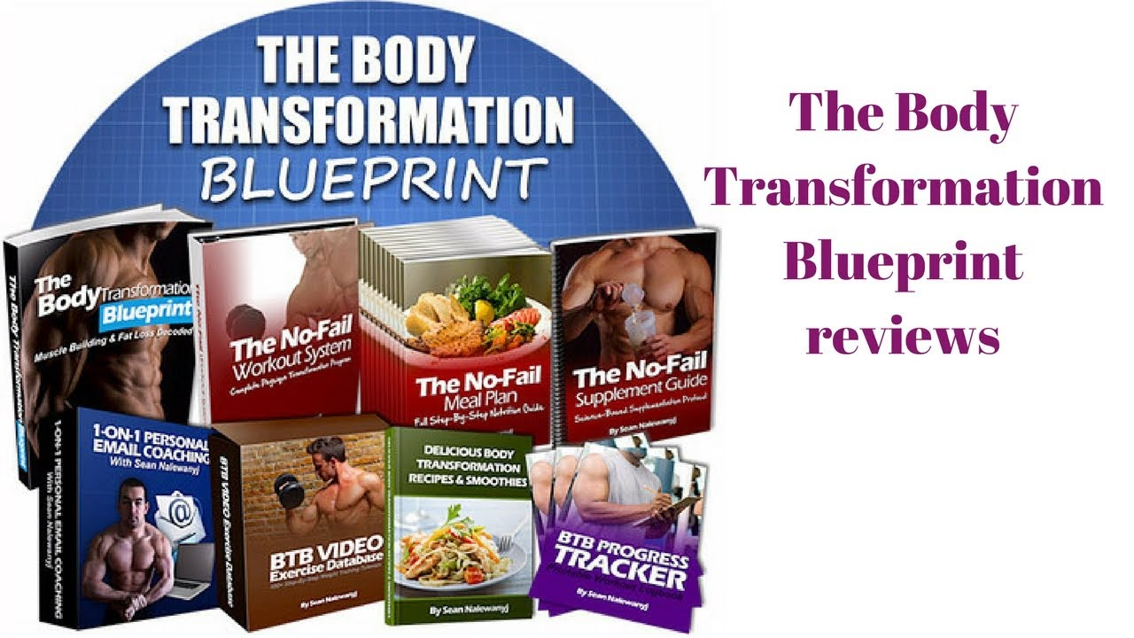 The body transformation blueprint reviews youtube the body transformation blueprint reviews malvernweather Gallery