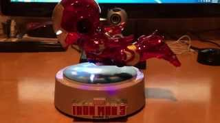 SDCC 2015 Exclusive Iron Man Mark III Magnetic Float Ver.