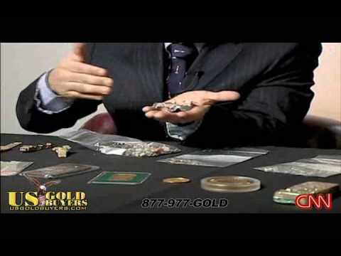 US Gold Buyers, Inc. on CNN, March 13th, 2009