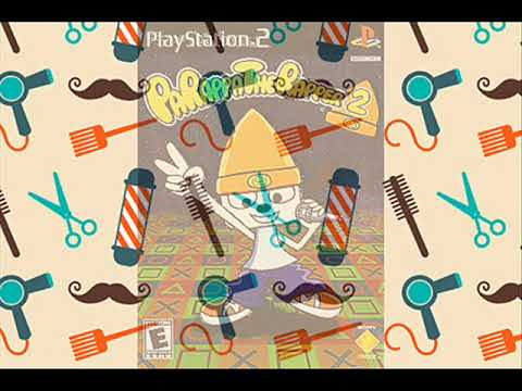 PaRappa The Rapper 2 - Hair Scare COOL with Vocals