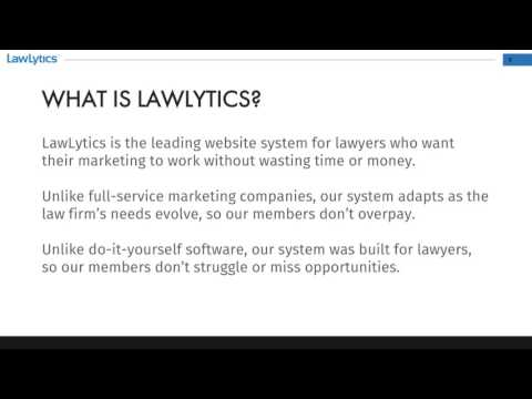 Criminal Defense Attorney Marketing: Start Your Law Firm's Website Without Wasting Time Or Money