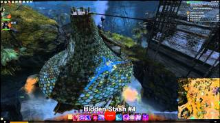 GW2 Troll's Revenge Jumping Puzzle Guide