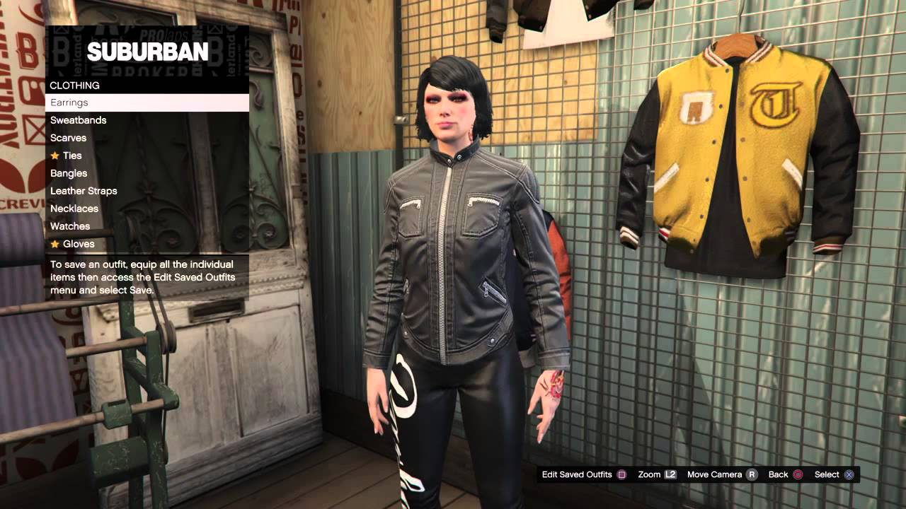 GTA 5 HEIST DLC - All New Clothes Masks And Vehicles - FEMALE - YouTube
