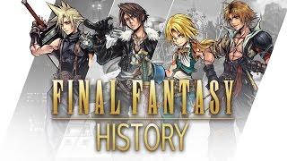 Die Geschichte von Final Fantasy (History) | Rocket Beans TV Spezial