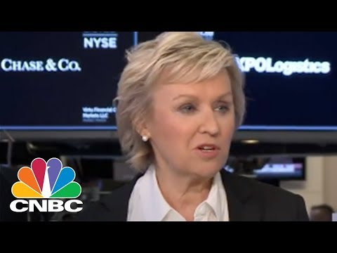 Fmr. Vanity Fair Editor Tina Brown On Gender Equality: 'If Women Get Noisier It Could Happen' | CNBC