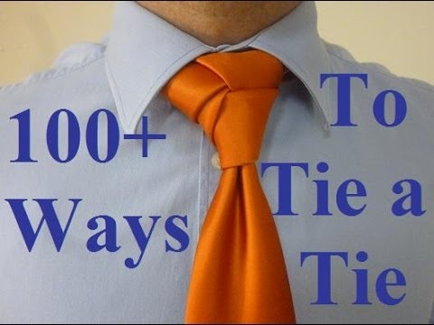 How To Tie The Rose Knot For Your Necktie Trinity Knot Tie Diagram on