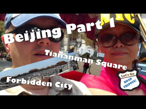 Tiananmen Square and Forbidden City - Travel Beijing China