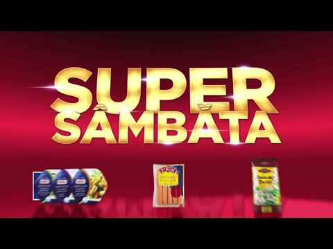 Super Sambata la Lidl • 28 Octombrie 2017