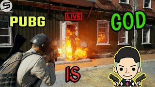 PUBG is GOD | Live Stream | #Sub Games