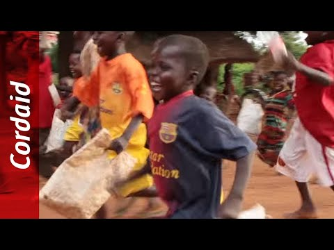 Food distribution in CAR- 10 minutes of inspiration