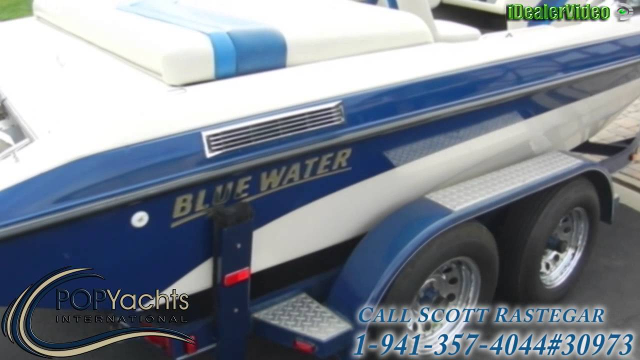 UNAVAILABLE Used 1999 Bluewater 20 In Martinez