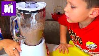 Шоколадный коктейль с печеньем делаем дома Chocolate coctail make at home(, 2015-08-26T16:03:16.000Z)