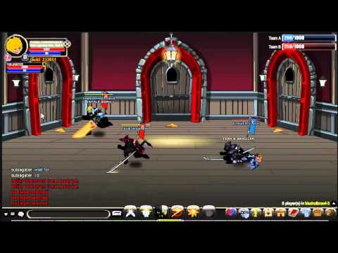 AQW Guild : Battle Born