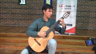Rising Stars of the Classical Guitar: Jesse Flowers