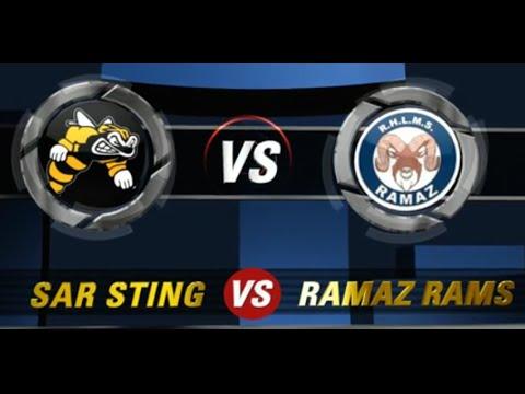 SAR Girls Varsity Volleyball vs. Ramaz 1/12/15