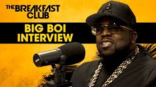 Big Boi On Keeping It Funky, Releasing New Music, Entrepreneurship & More