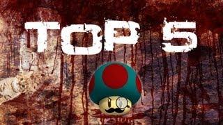 Top 5 - Blutige & Brutale Videospiele   MythosOfGaming thumbnail