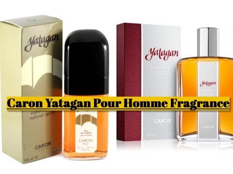 Yatagan Caron For Men Fragrance Review (1978)