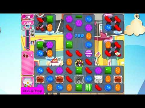 Candy Crush Saga Level 2367 NO BOOSTERS Cookie