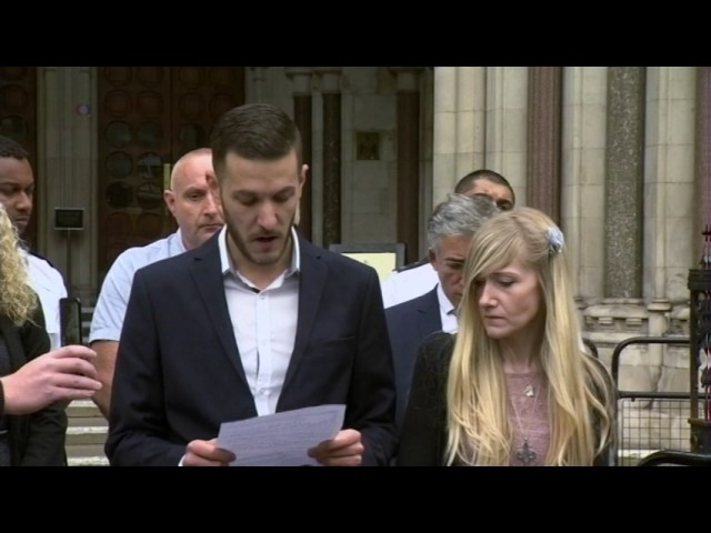 Parents Abandon Campaign to Seek US Treatment for Baby Charlie Gard