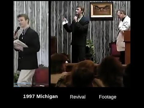 1997 Michigan Revival Footage with Bobby Smith