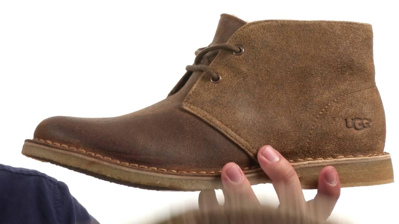 men's ugg australia leighton boots