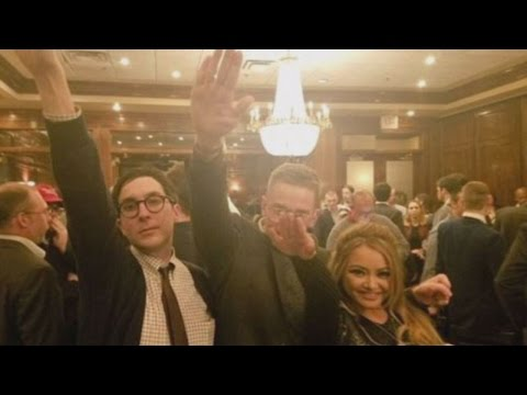 White Nationalists and Tila Tequila Give Nazi-Style Salute In Restaurant
