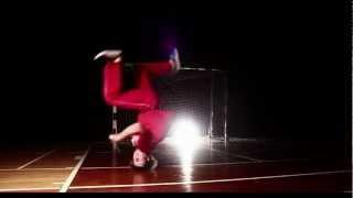EURO 2012 breakdance show