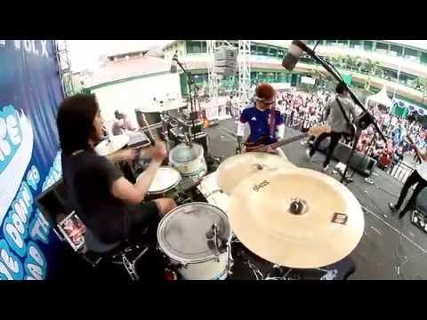 Ipank Kiki ' Cukup Siti Nurbaya - Dewa '  (drumcam)