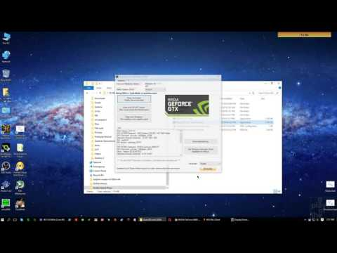 Hybrid Physx Tutorial - Windows 10 - AMD/NVIDIA