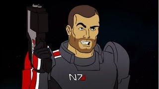 GO WATCH: Mass Effect Cartoon - Debut Trailer