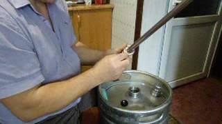видео пиво в кегах