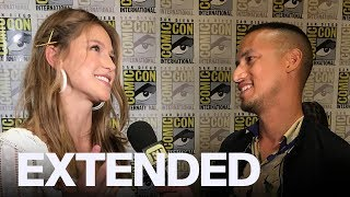 "Melissa Benoist Talks ""Supergirl"" Season 4"