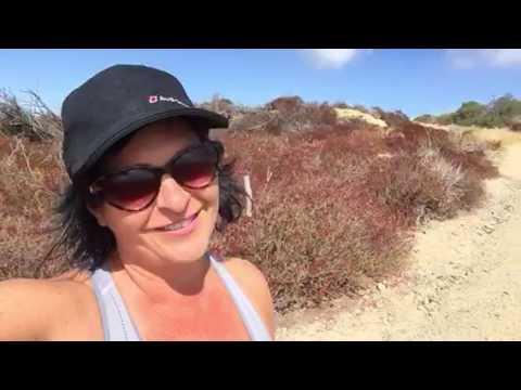 Hiking in the Santa Monica Hills