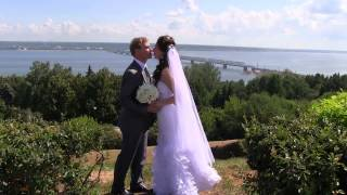Влад+Яна  свадебный клип в ульяновске