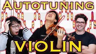 Can We Fix Our Violin Playing with AUTOTUNE?