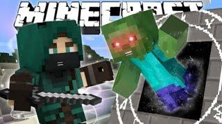 Minecraft | THE DUNGEON DIMENSION! | Runic Dungeons Mod Spotlight