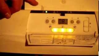 Reparar caldera de gas: Codigos genericos saunier duval 01, 02, 05, 06, 07, 08, 09, 10, 19, 22 Iso