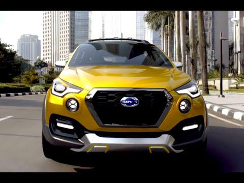 Upcoming Nissan Datsun Go-Cross walkaround