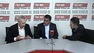 Группа Тин ушаглары в гостях Trend Life