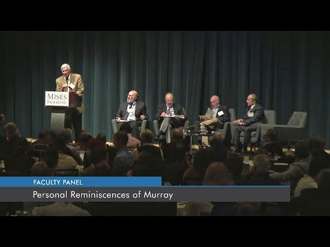 Personal Reminiscences of Murray