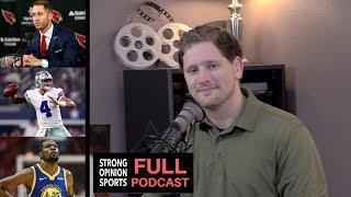 Kai Locksley Call Me, Kevin Durant, NBA Finals, Dak Prescott Film Analysis & 8 New NFL Head Coaches