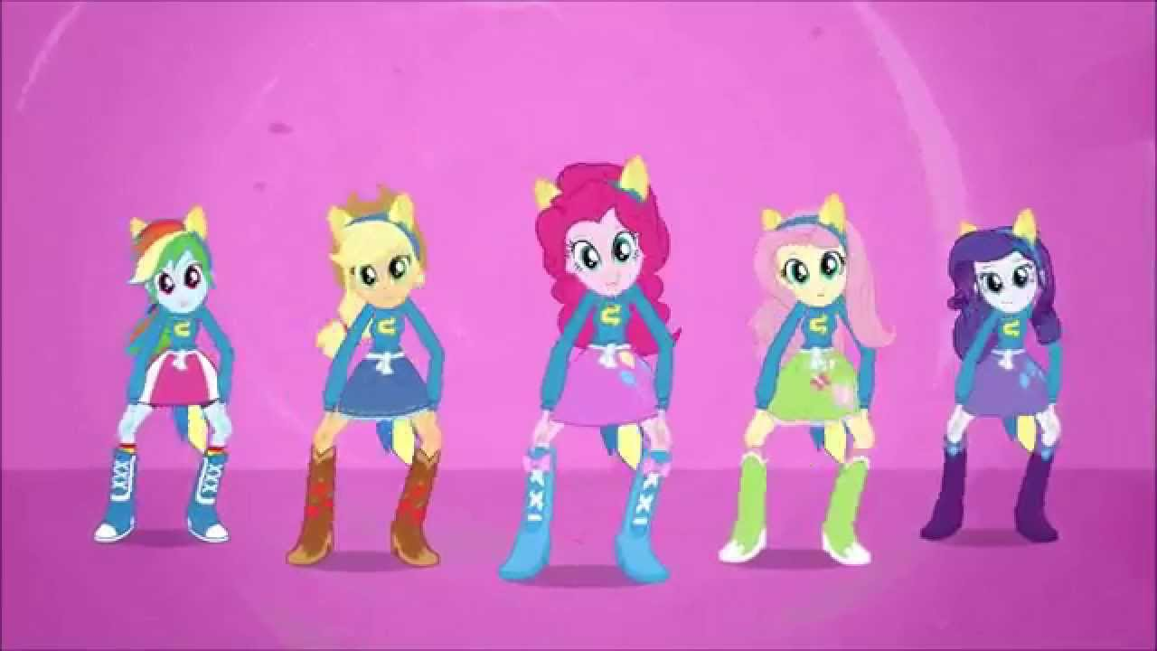 list of equestria girls characters my little pony - 480×360
