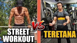 8 prednosti Street Workout-a