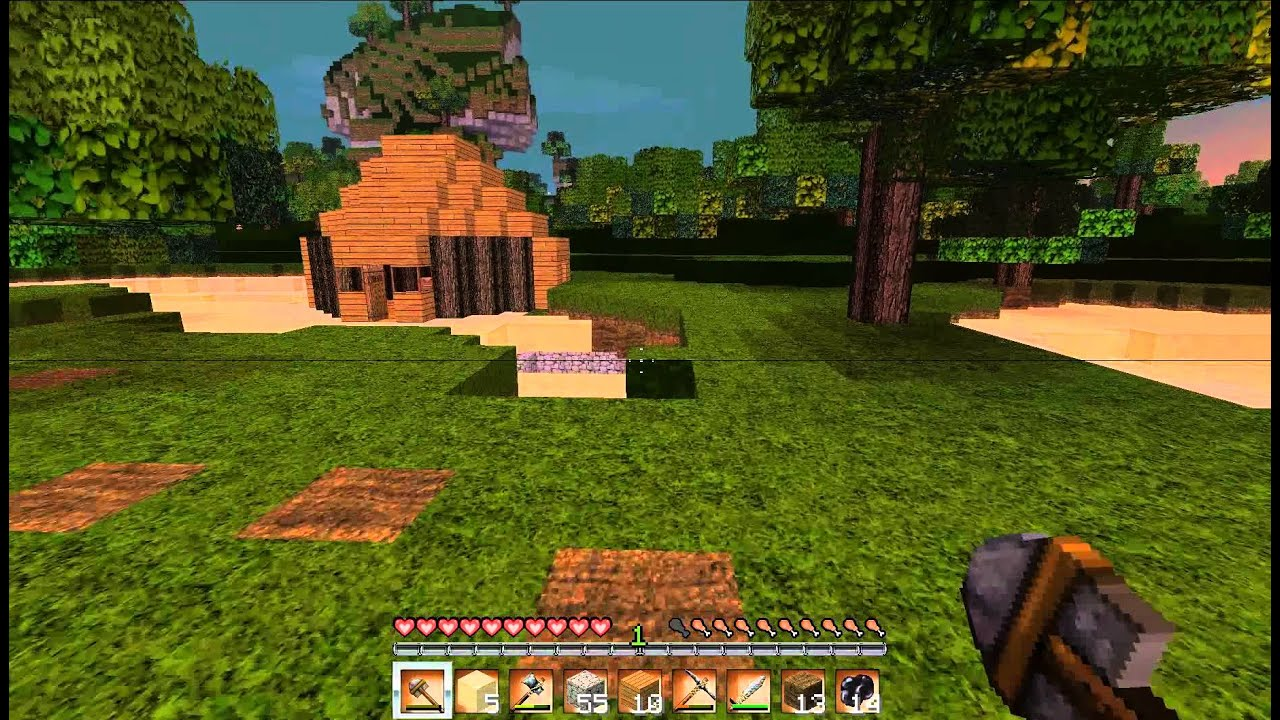 Gronkhs Welt Seed YouTube - Minecraft hauser gronkh