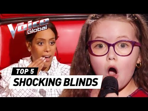 MOST SURPRISING and SHOCKING Audition in The Voice Kids